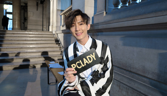 PCLADY型走时装周 SEAN SUEN AW 19/20 Paris Menswear