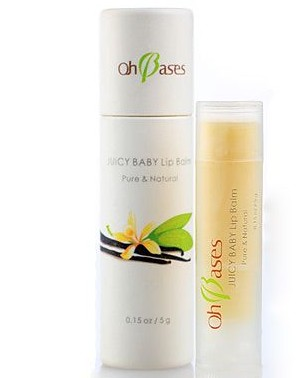 ohBases JUICY BABY Lip B